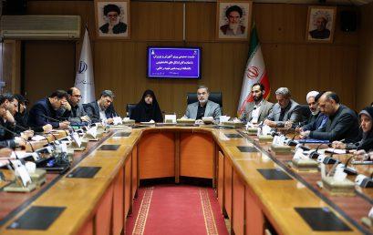 وزیر آموزشوپرورش در دیدار با نمایندگان تشکلهای دانشجویی دانشگاه شهید رجایی