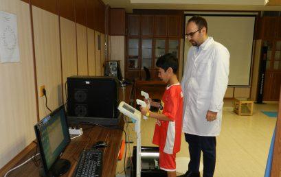 طرح پایش سلامت دانش آموزان شرکت کننده در پایگاه تابستانه دانشگاه شهید رجایی