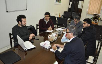 جلسه کمیته کارآفرینی
