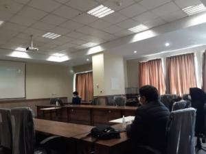 برگزاری جلسات دفاع دانشجویان در مقاطع کارشناسی ارشد و دکتری