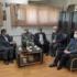 دیدار نوروزی ریاست دانشگاه با روسای دانشکده ها